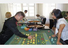 Práce Krupiéra v kasínu