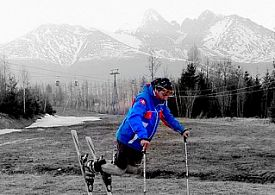 Inštruktor lyžovania