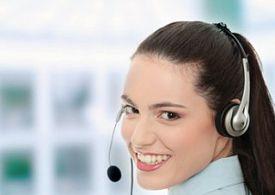 Prace v call centru