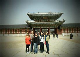 Jižní Korea - studentský pobyt