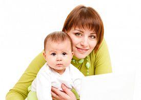 Práce na mateřské dovolené