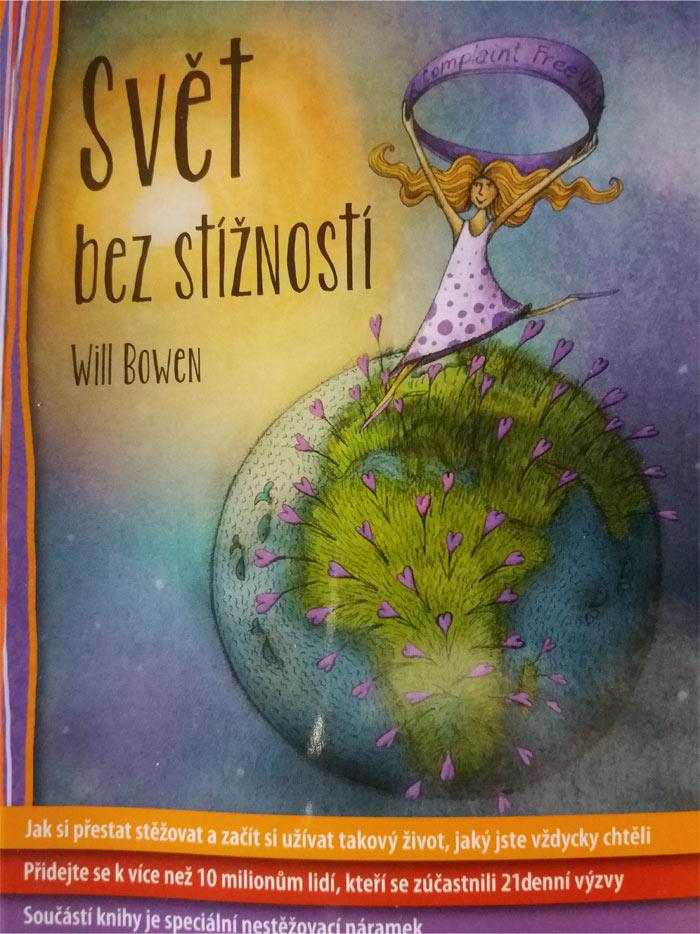 Kniha Svět bez stížností