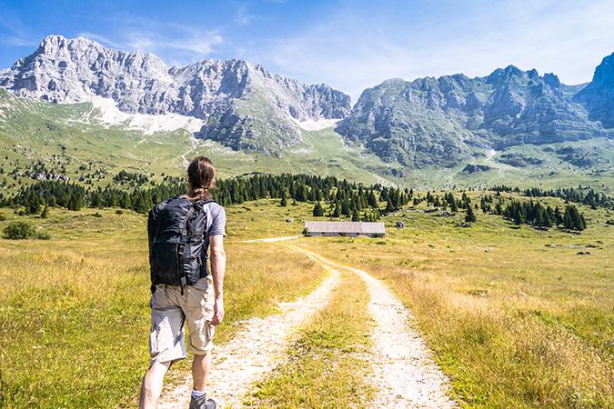 Vyrazte si odpočinou na výlet do hor.