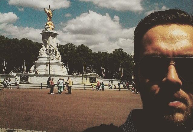 V Londýně