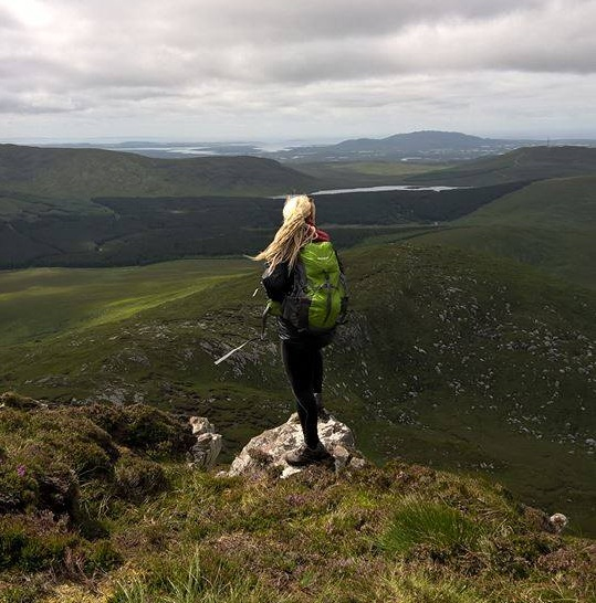 Irsko Diamond Hill