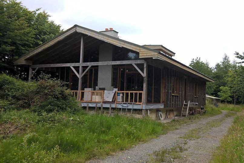 Irsko dům
