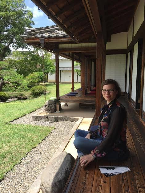 Japonská zahrada Matsushiro