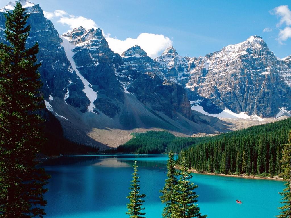 krajina v Kanadě